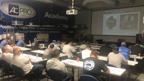 HVAC Training Class